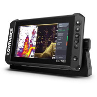 Эхолот Lowrance ELITE FS 9 with Active Imaging 3-in-1 Transducer (ROW)