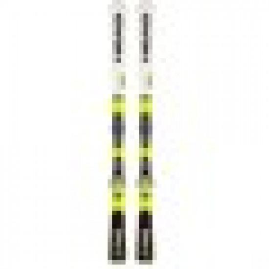 Комплект iShape Rebels Pro AB PR + PR 11 GW BRAKE 85 (G) (313429+100748) (горные лыжи+крепления гл) white/black/nyw