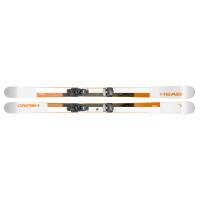 Комплект Caddy + ATTACK² 13 GW BRAKE 95 [A] (315520+114317) (горные лыжи+крепления гл) white/orange