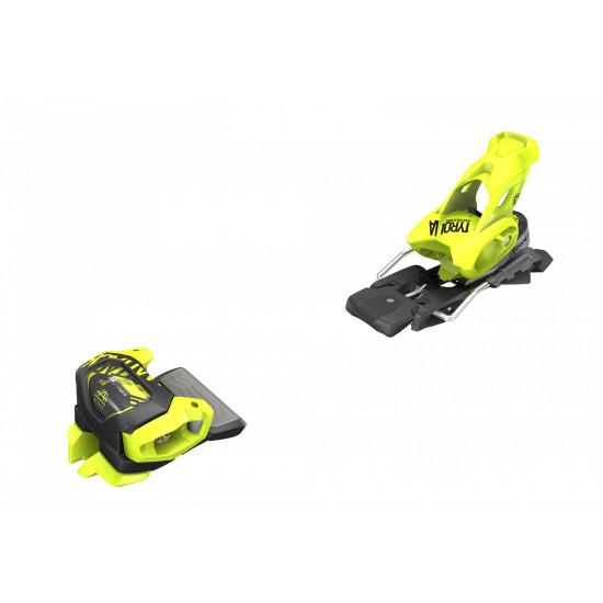 Крепление гл ATTACK² 18 X GW W/O BR.[A]  flash yellow