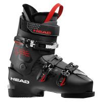 Ботинки CUBE 3 70 (2021) BLACK/ANTHRACITE-RED