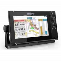 Навигатор NSS9 evo3 with world basemap